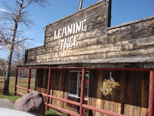 Leaning Tree Cafe