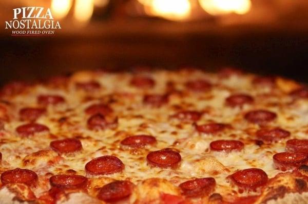 Pizza Nostalgia