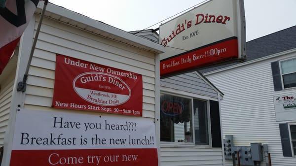 Guidi's Diner