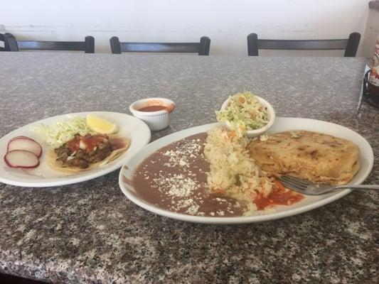 Restaurante y Pupuseria Morenita