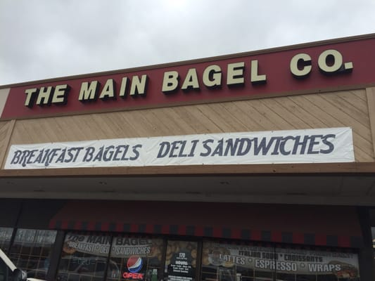 The Main Bagel