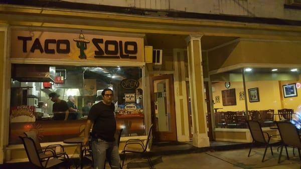 Taco Solo