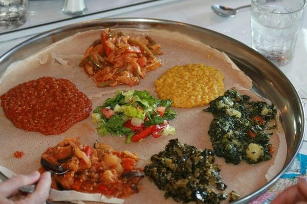 Ethiopian Diamond Restaurant