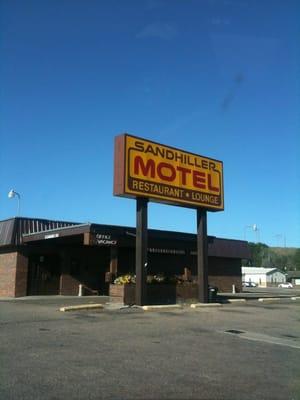 Sandhiller Restaurant and Lounge