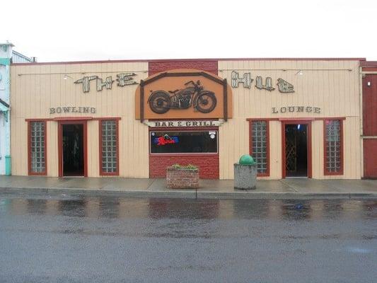 Hub Bar & Grill