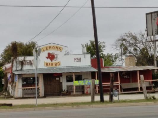 Lemons Bar B Que Owner