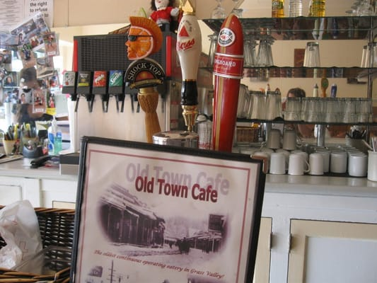The Old Town Cafe