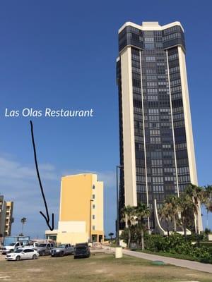 Las Olas Restaurant Grill and Bar