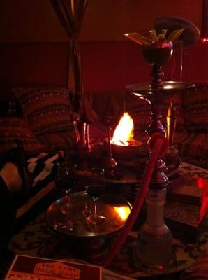 The Tent Hookah Lounge