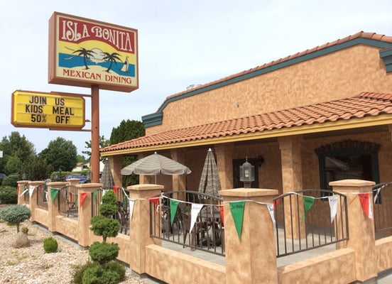 Isla Bonita Mexican Restaurant