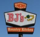 B Js Kountry Kitchen
