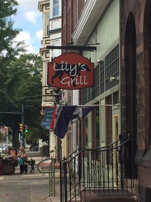 Lily's Grill