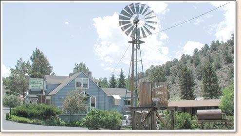 Virginia Creek Settlement