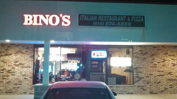 Bino's Italian Restaurant and Pizza