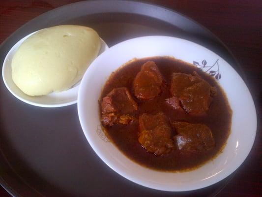 Patina African Restaurant
