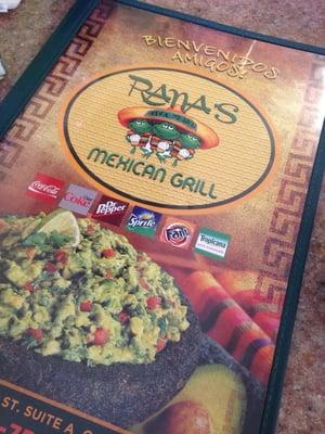 Rana's Mexican Grill