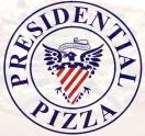 Presidential Pizza at Comfort Inn & Suites Presidential