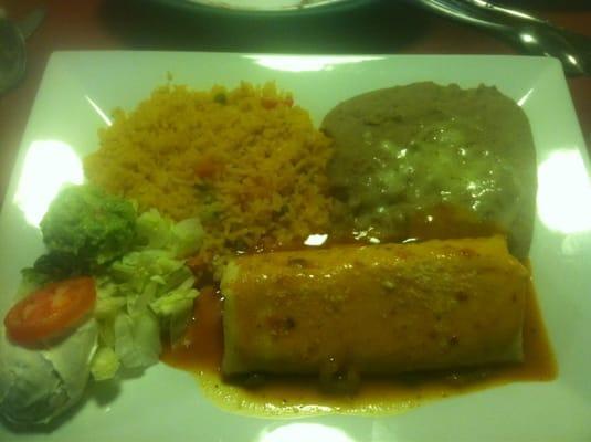 La Enchilada Tex Mex
