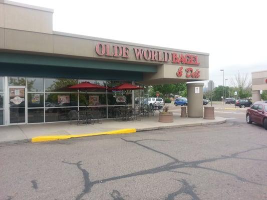 Olde World Bagel & Deli