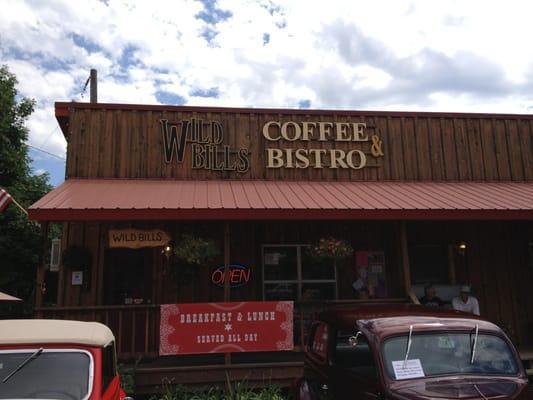 Wild Bill's Coffee & Bistro