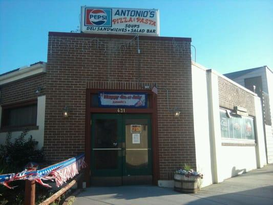 Antonio's Pizza and Pasta