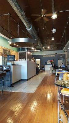 STONE CUTTERS CAFE AND ROASTERY