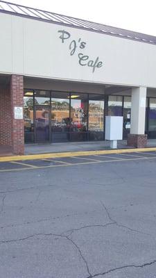 PJ's Cafe & Catering
