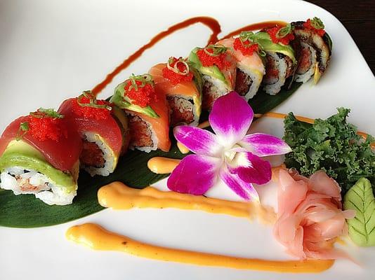 Fuji Mountain Japanese Steakhouse & Sushi