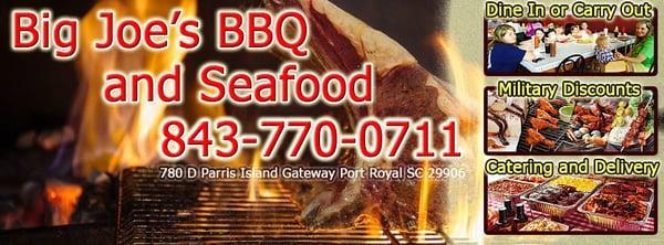 Big Joe's Bar-B-Q & Seafood