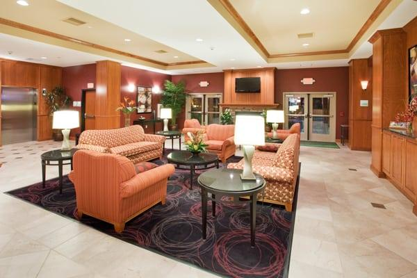 The Grand Valley Grill at Holiday Inn and Suites