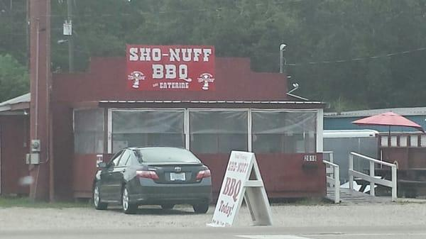 SHO NUFF BBQ & CATERING