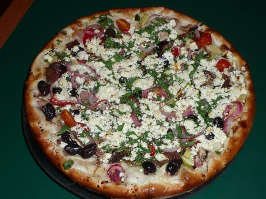 Partners II Pizza Of Tyrone