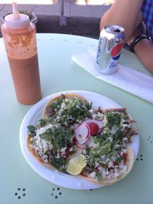 Pastorcillos Tacos