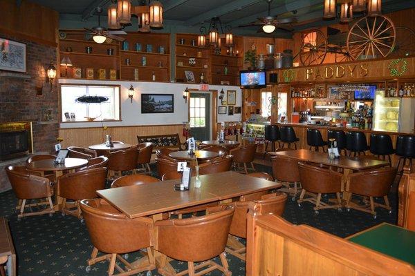 Paddy's Pizza Pub N Restaurant