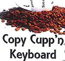 Copy Cupp'n Keyboard