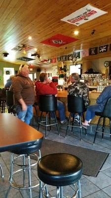 Snow Creek Bar & Grill