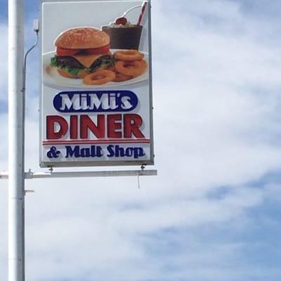 Mimi's Diner & Malt Shop