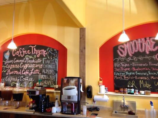 Tea Thyme Cafe