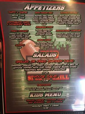 End Zone Sports Grill