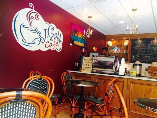 J. Galt Cafe