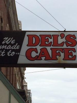 Del's Cafe
