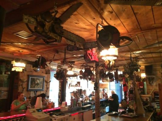 Brewster's Northwoods Bar