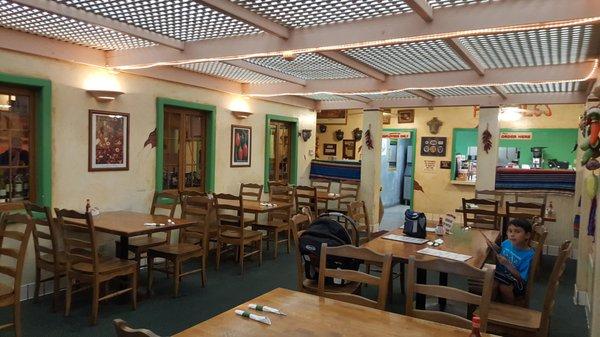 Frijoles Mexican Restaurant & Cantina