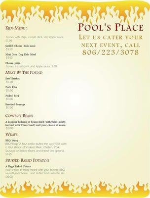 Pool's Place BBQ Restaurant