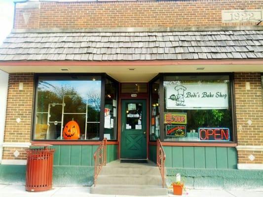 Bodi's Bake Shop