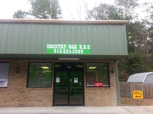 Country Oak Bbq