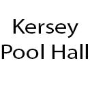 Kersey Pool Hall