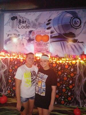 The Barcode Bar and Grill