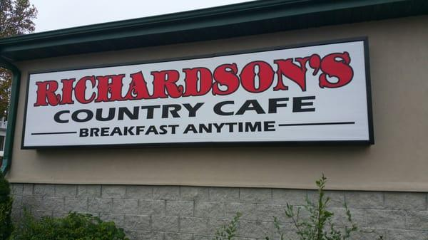 Richardson's Country Cafe
