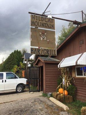 Wild Cat Mountain Bar & Grill